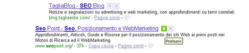 Google Search Wiki