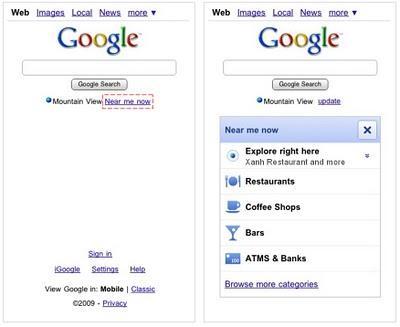 Near Me Google